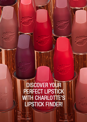 Discover the Perfect Lipstick with Charlotte's Lipstick Finder