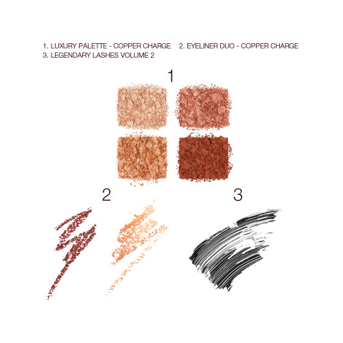 Eye Colour Magic Copper Bundle Swatch