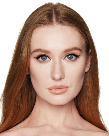 Charlotte Tilbury Rock N Kohl Barbarella Brown Eye Model 0