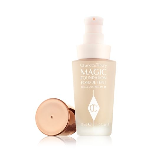 CHARLOTTE TILBURY-MAGIC FOUNDATION-LID OFF#3.5