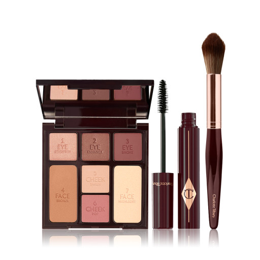 Gorgeous Glowing Makeup Kit Pack Shot