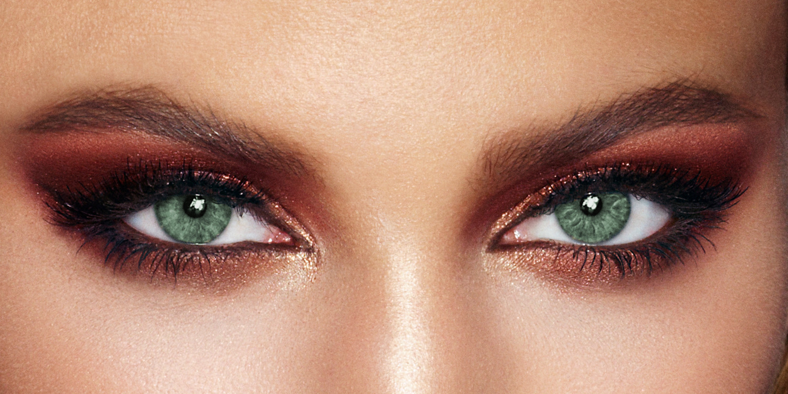 makeup for green eyes - eyeshadow & more | charlotte tilbury