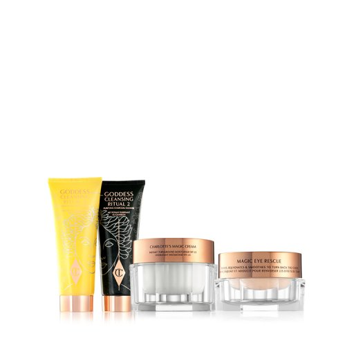 Morning Magic Skincare Kit Pack Shot