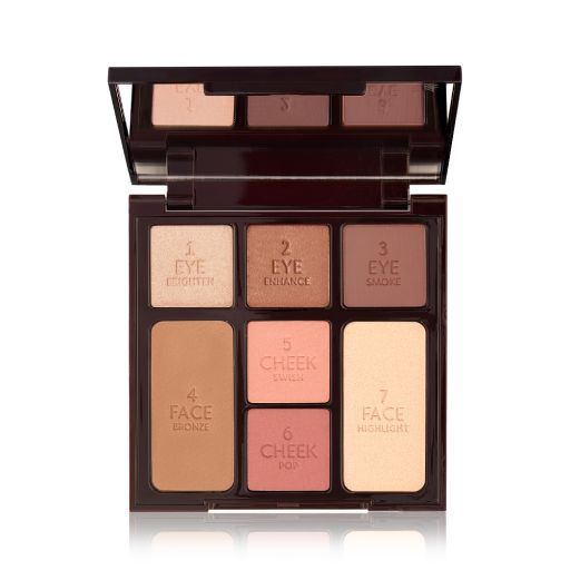 Instant Look In A Palette Stoned Rose Open Pack Shot