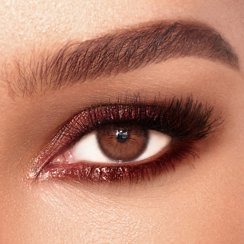 Bronzed Garnet Model Eye Shot