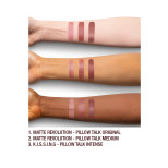 Pillow Talk Lipstick Arm swatches