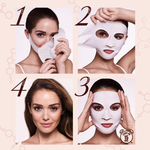 Mask Sheet How To