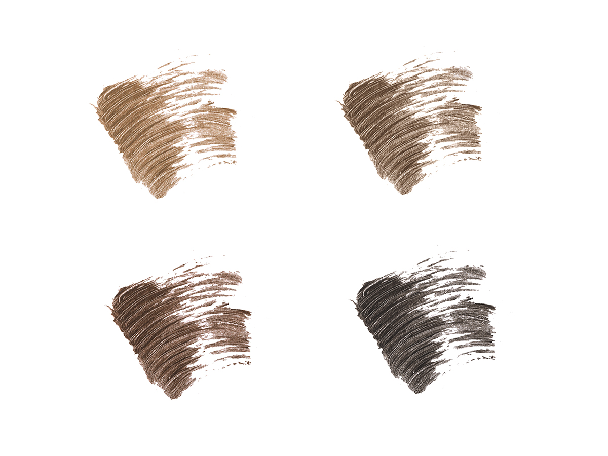 4x3 Legendary Brows Swatches