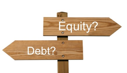 CROWDFUNDING: DEBT vs EQUITY - WHICH IS RIGHT FOR ME?