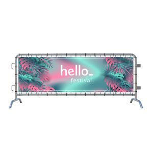 Fence Banners personalisation