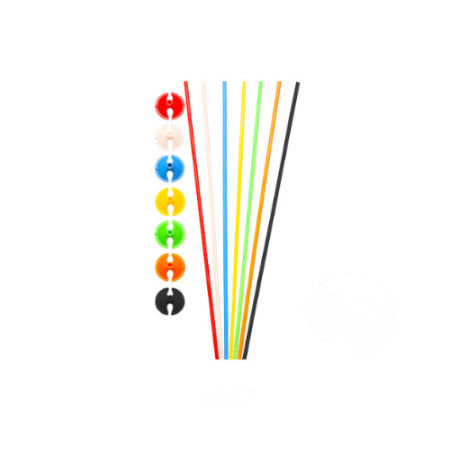 Plastic coloured sticks for Balloons available at Helloprint. ideal add on for when you buy custom printed balloons