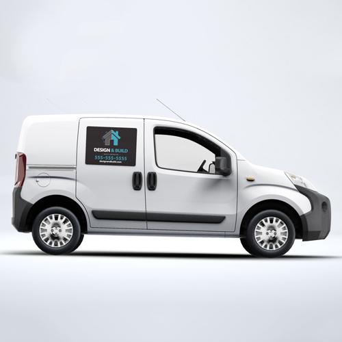 Car Signs  Magnetic Van Signs Helloprint - Custom car magnets uk