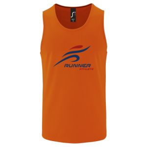 Basic Sports Vests personalisation
