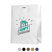 Luxury kraft bags (gloss)