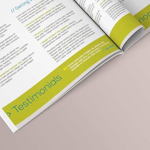 Assez Brochures dos carré collé à imprimer | Helloprint QC12