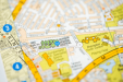 A map icon of Newham used to indicate that Helloprint offers printing solutions in Newham