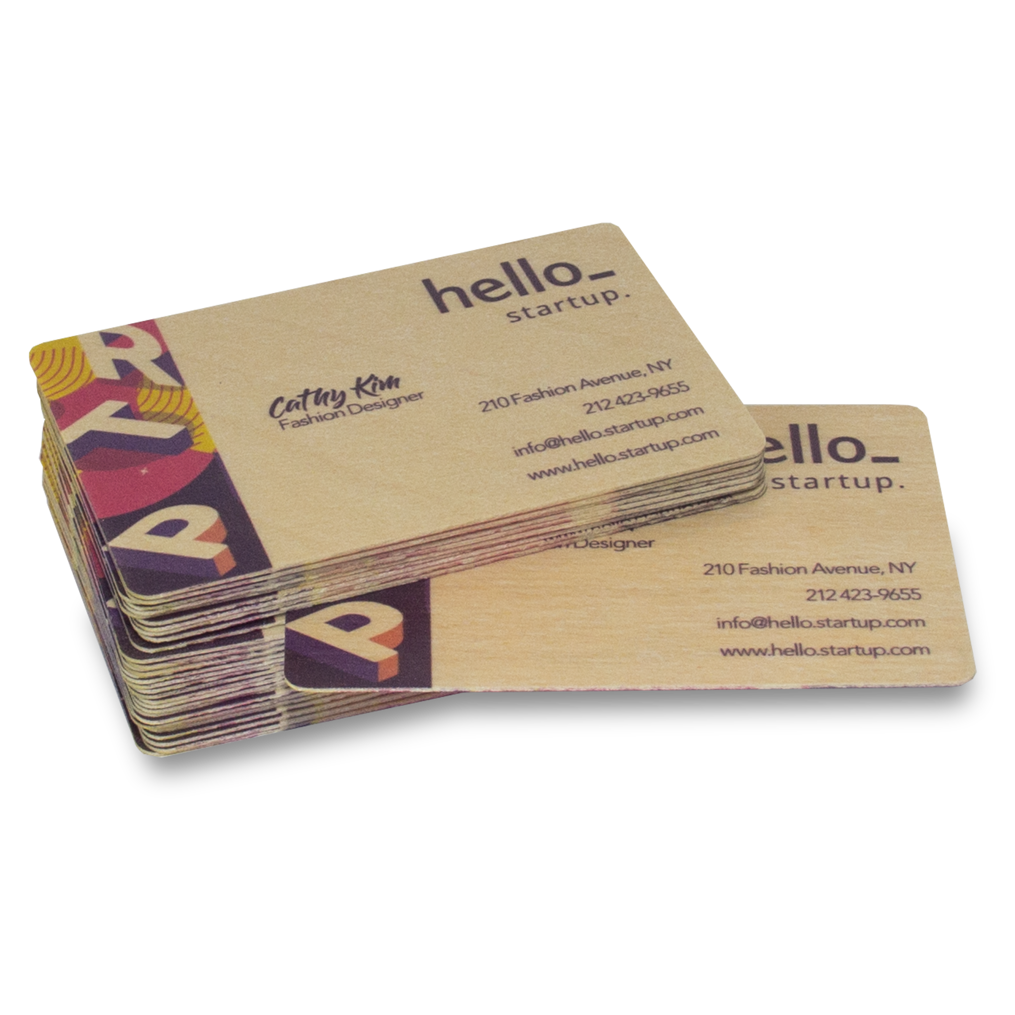 Drucke Günstige Visitenkarten Aus Holz Helloprint