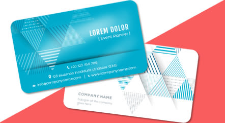 Business card printing cheap business cards helloprint plastic like credit card pvc reheart Images