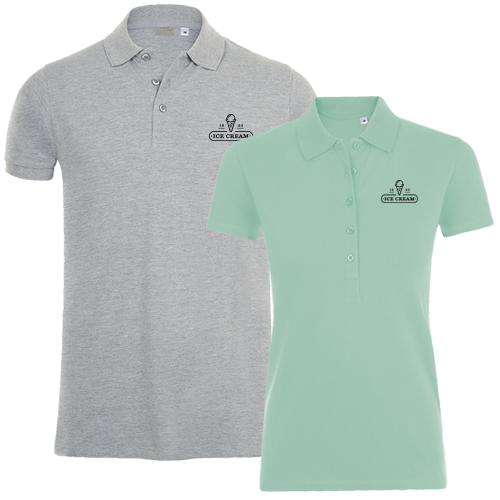 Slim Fit Polo Shirts