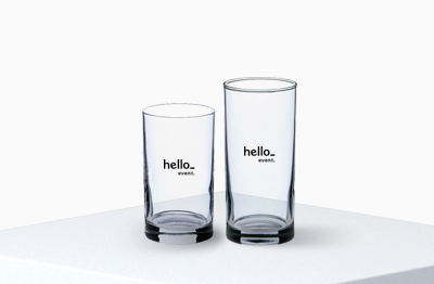 Water & Soda Glasses