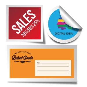 Print cheap Stickers design at Helloprint