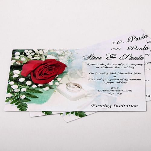 fast wedding invitations wedding decor ideas
