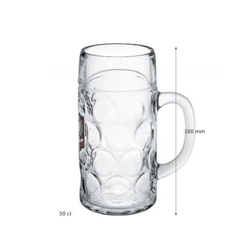 printed beer mug 50 cl helloprint. Black Bedroom Furniture Sets. Home Design Ideas