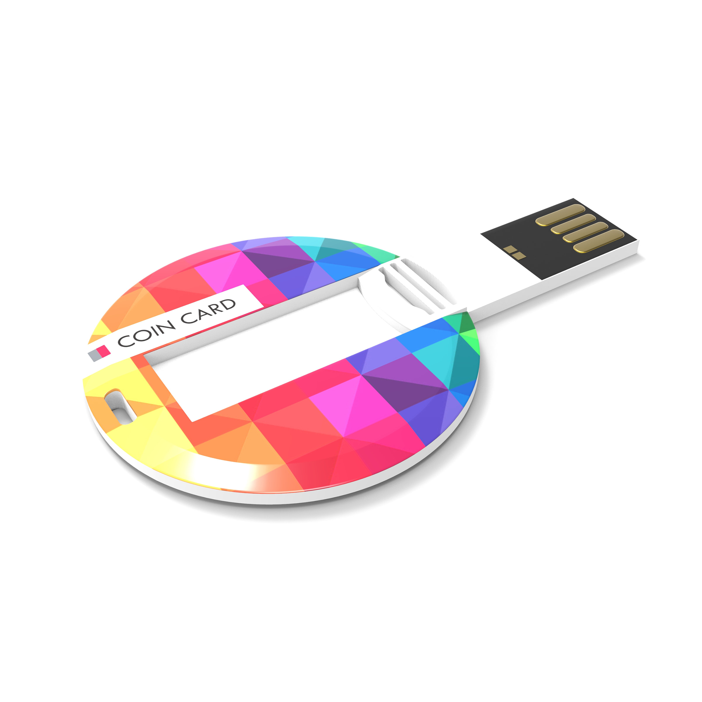 USB Coin Card