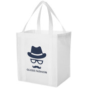 Super handy high quality printed non woven shopping bags at Helloprint!