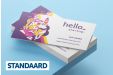 Cheap Standard Business Card Printing all over the UK | Free delivery and 100% satisfaction guarantee for all personalised business cards with Druki.be