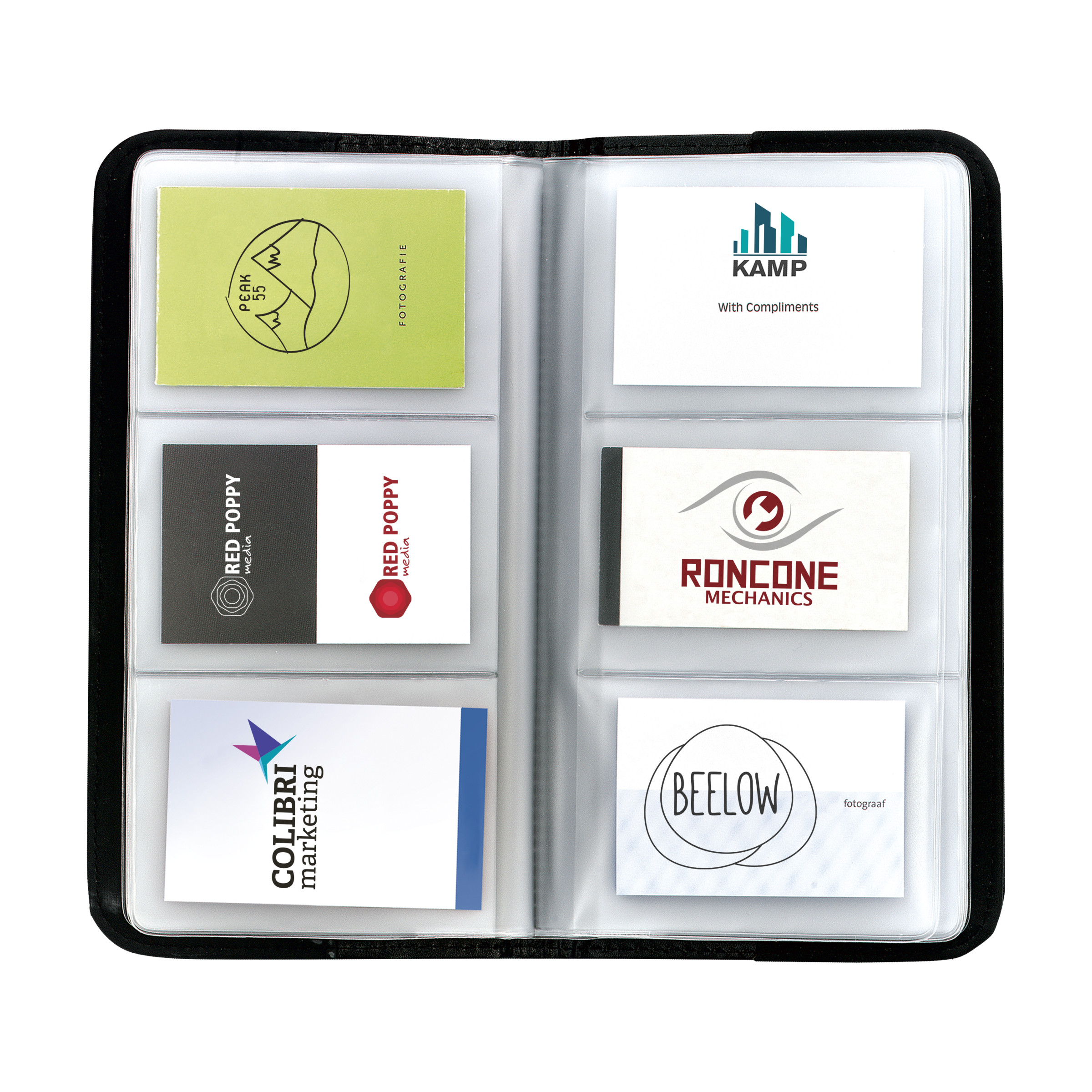 designo business card holder