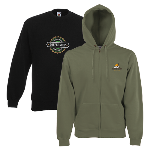 Jumpers & Hoodies overview