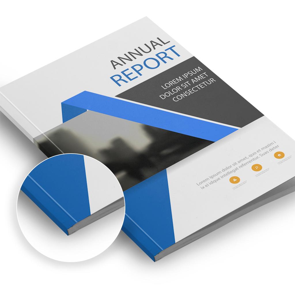 Favori Impression de brochure & plaquette commerciale   Helloprint RY77