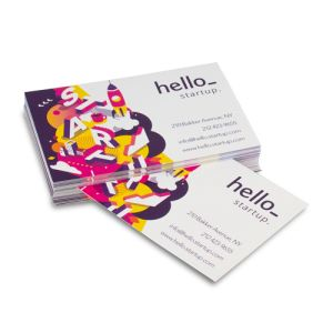 Classic Business Cards personalisation