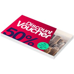 High quality vouchers at Helloprint
