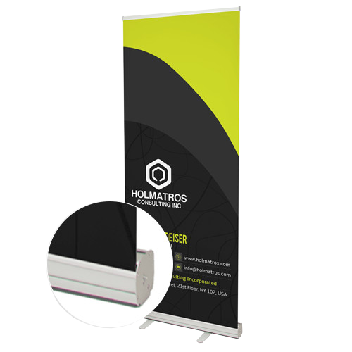 Roll-up banners Templates