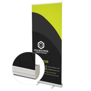 banner roll up economico