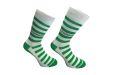 Cheap socks with Helloprint. Learn more about our clothing products and order print online.