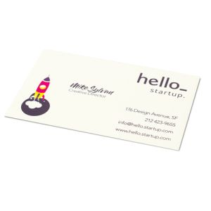 Business Cards (PMS) personalisation