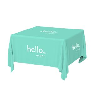 Tablecloth personalisation
