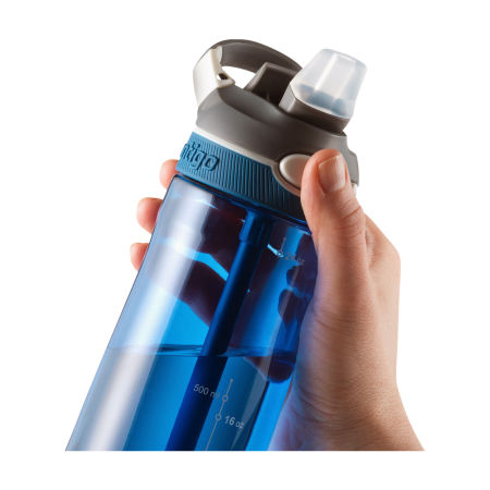 Get your Contigo® Ashland Water Bottle printed at Drukzo. Perfect quench reliever to be used for the office or sports!