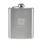 Hipflask drinking bottle