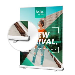 gepersonaliseerde XXL roll-up banners
