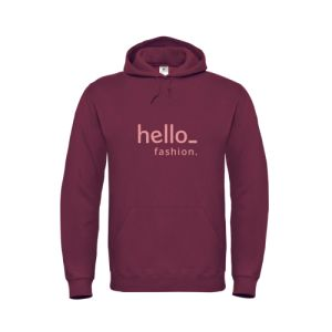 Basic Hoodies personalisation