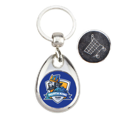 Keyrings with trolleycoin