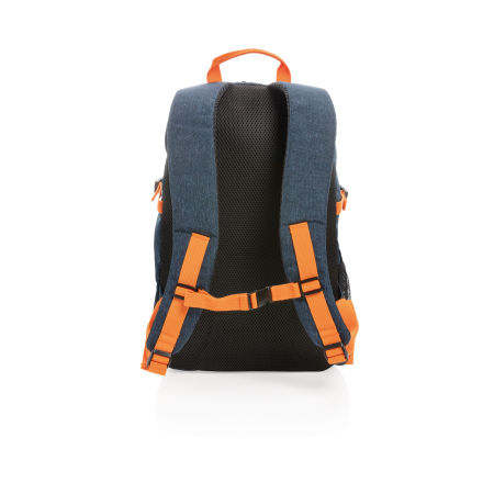 Personalised sport backpack with comfortable straps available at Helloprint.