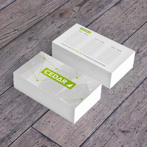 Afsprakenkaartjes drukken bestellen drukzo afsprakenkaarten bedrukken voorkant afsprakenkaarten afsprakenkaarten met logo reheart Images