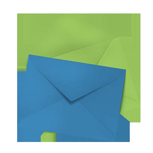 Visualizza offerta: Buste da lettera colorate