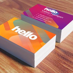 Print out your Pantone Business Cards with Business Cards (PMS)