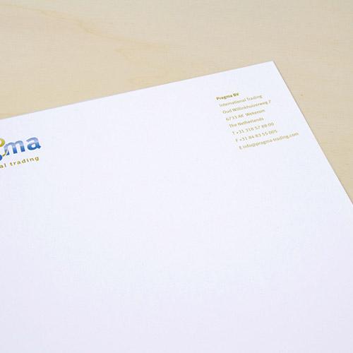spesso Stampa carta intestata modelli online | Helloprint IC69